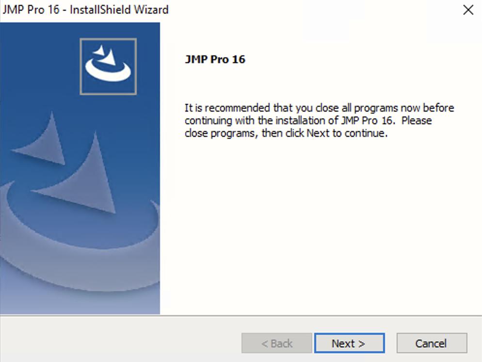 JMP Pro 16